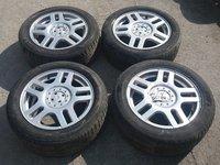 Jante aliaj Volkswagen Golf 4, R16, ET42, 6.50Jx16H2, 5 x 100
