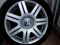 "Jante aliaj Volkswagen model Phoenix pe 17"" cu anvelope vara"