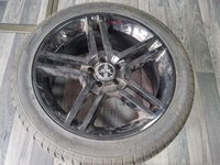 "Jante+anvelope marca SR, 5x114.3 - 8,5jx19""/fata si 9,5jx19""/spate ,compatibile si cu FORD MUSTANG"