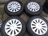 Jante Audi Q5 235 65 17 Iarna Bridgestone