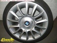 JANTE BMW INDIVIDUAL PE 18 ORIGINALE BMW CU ANVELOPE DE VARA JANTE ORIGINALE BMW INDIVIDUAL