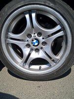 Jante BMW M3 M paket pe 17