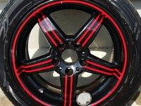 Jante BMW R17 + Cauciucuri NOI Kumho ecsta le sport dot 2015