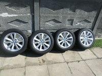 Jante BMW Seria 5  F10 F11 Iarna 225 55 17 Continental