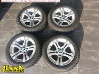 Jante BMW styling 268 originale pe 16 anvelope Dunlop iarna