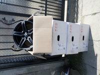 Jante Brock Mercedes Audi VW SKoda Seat