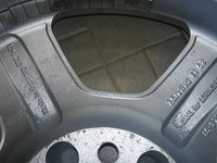 Jante lorinser / 17 cu anvelope. M + S pirelli  235 /60 /17 din 2012