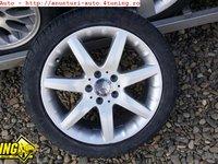 Jante Mercedes 225 45 17 cu anvelope in stare buna