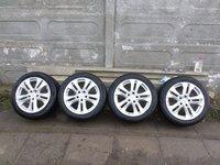 Jante Mercedes E-Class 245 45 17 Pirelli Iarna