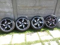 Jante Mercedes E Class 265 35 18 Vara 245 40 18 Pirelli