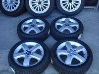 Jante Mercedes Originale 16, Anvelope Iarna Pirelli 195 55 16