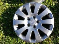 Jante Opel Vectra C 6.5x16 et 41