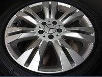 Jante Originale Mercedes S Class model W221 pe 18 inch cu Anvelope Pirelli
