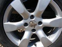 "Jante Peugeot 16"" ORIGINALE CA NOI ! cu anvelope de vara"