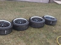 "Jante Work Meister M1 3p 17"" 4x100(4x114) 8jj+2 MGM"