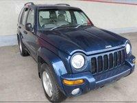 Jeep Cherokee crd 2003