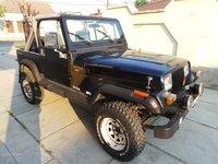 Jeep Wrangler - 2.5i 4X4 1990