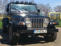 Jeep Wrangler F150301 1993