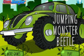 Jumping Monster Beetle