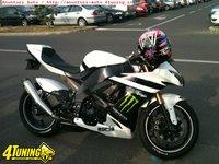 Kawasaki Ninja zx- 10r
