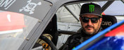 Ken Block, Valentino Rossi si Nico Rosberg la Goodwood Festival of Speed 2015