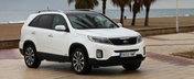 Kia Sorento facelift s-a lansat in Romania