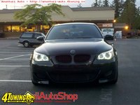 Kit Angel Eyes BMW E60 LCI 2007 80W TRANSPORT GRATUIT