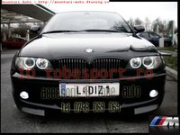 Kit Angel Eyes CCFL BMW E46 FACELIFT NONFACE - 149 RON -