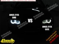 Kit Angel Eyes SMD BMW E36 E46 E39 Pret 229ron