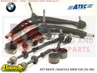 KIT ARTICULATIE BMW E36 - KIT BRATE BMW SERIA 3 E36