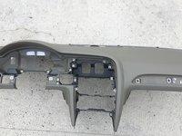 Kit complet cu airbag-uri si plansa bord Audi A6 4F Negru / Albastru / Gri / Crem