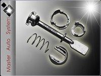 Kit de reparatie inchidere butuc maner usa Volkswagen Polo Classic ('97-'02)
