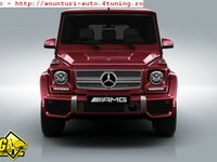 Kit Exterior Complet Mercedes W463 G Class 1989 up G65 AMG Design