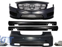 Kit exterior Mercedes A-Class W176 2012 - up A45 AMG Design