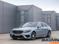 KIT EXTERIOR MERCEDES S CLASS W222 S65 AMG - CALITATE GERMANA - 2450 EURO