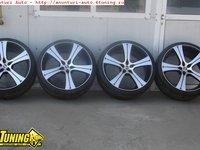 Kit Jante Buran Black Diamond pe 23 Anvelope Pirelli PZERO Nero 315 25zr23