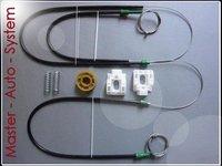 Kit reparatie macara geam actionat electric Audi A3 tip 8L pt an fab 96 03 model 4 5 usi stanga fata