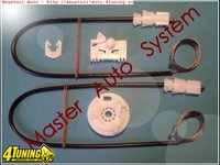 Kit reparatie macara geam actionat electric Renault Megane Scenic I pt an fab. '97- '99 II pt an fab. '99- '03 fata sau spate