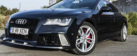 KITT Romania iti transforma Audi-ul A7 intr-un veritabil RS7!