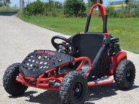 KXD 80cc Buggy GoKid E - Start | Offroad Pentru Copii