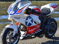 KXD Moto Ducati CORSE Pentru Copii