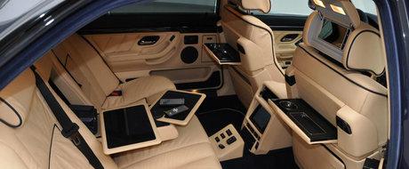 L-am lua de 9 din 10 ori inaintea noului model. Cu cat se vinde acest BMW E38 full echipat.
