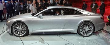 LA Auto Show 2014: Audi Prologue Concept arata exceptional in persoana