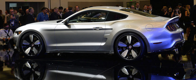 LA Auto Show 2014: Fisker si Galpin transforma complet noul Ford Mustang