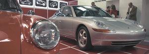 La inceput a fost modelul 989. Uite cum arata primul Porsche in patru usi.