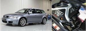 La inceputul anilor 2000 era cel mai rapid break din lume. Cu cat se mai vinde astazi un RS4 Avant in stare buna