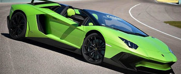 Lamborghini promite lansarea unui Aventador SV decapotabil