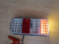 LAMPA STOP CAMION DF TRL006 LED 12V