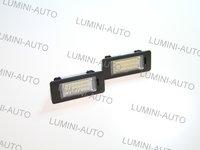 Lampi numar cu LED uri SMD BMW dedicate E36 E46 E39 E90 E63 etc