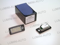 Lampi numar LED SMD dedicate Audi A3 A4 B6 B7 B8 S4 A6 S6 A8 Q7 etc